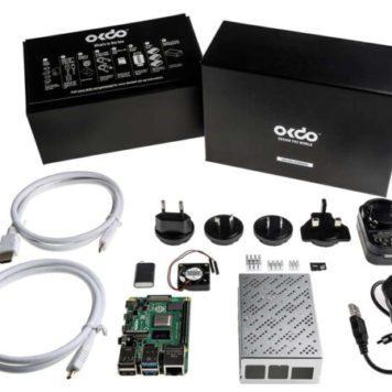 okdo 4 gb pi 4 starter kit