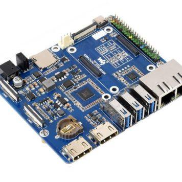 dual gigabit raspberry pi compute module 4