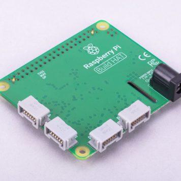 Raspberry Pi Build HAT til brug med